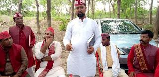 #JaunpurLive : आगामी विधानसभा चुनाव के लिये अभी से कमर कस लें कार्यकर्ताः रविंद्र मणि निषाद