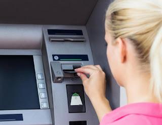 Tutorial Cara Menarik Uang Dari ATM BRI