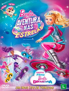 Barbie: Aventura Nas Estrelas - DVDRip Dublado