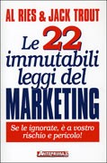 Le 22 leggi immutabili del marketing - Al Ries, Jack Trout (vendita)