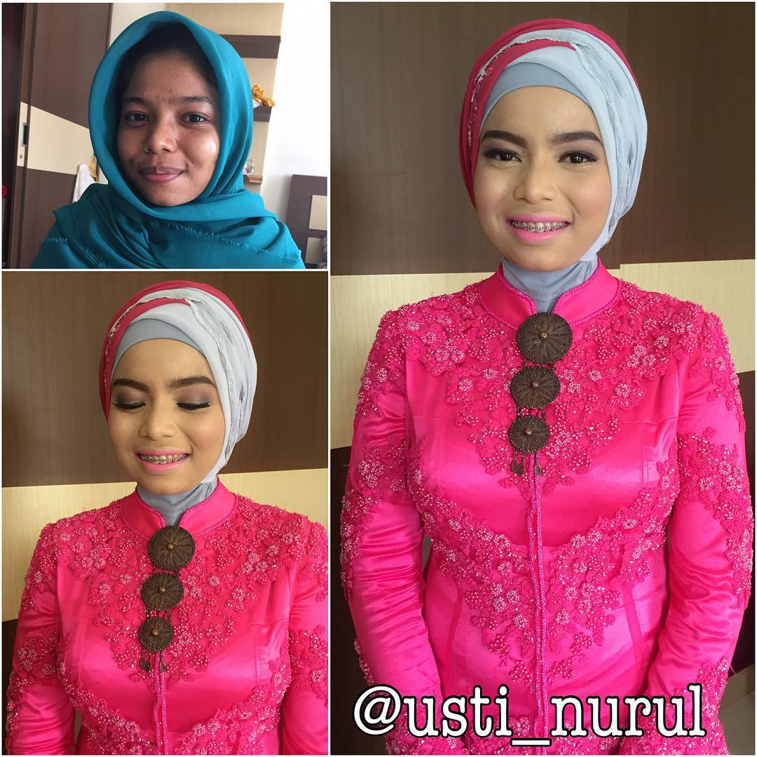 26 Model Hijab Kebaya Untuk Wisuda Simpel Dan Elegan