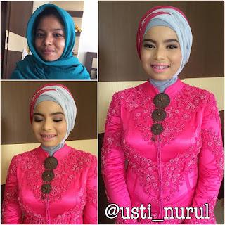 Model Jilbab Untuk Kebaya Remaja