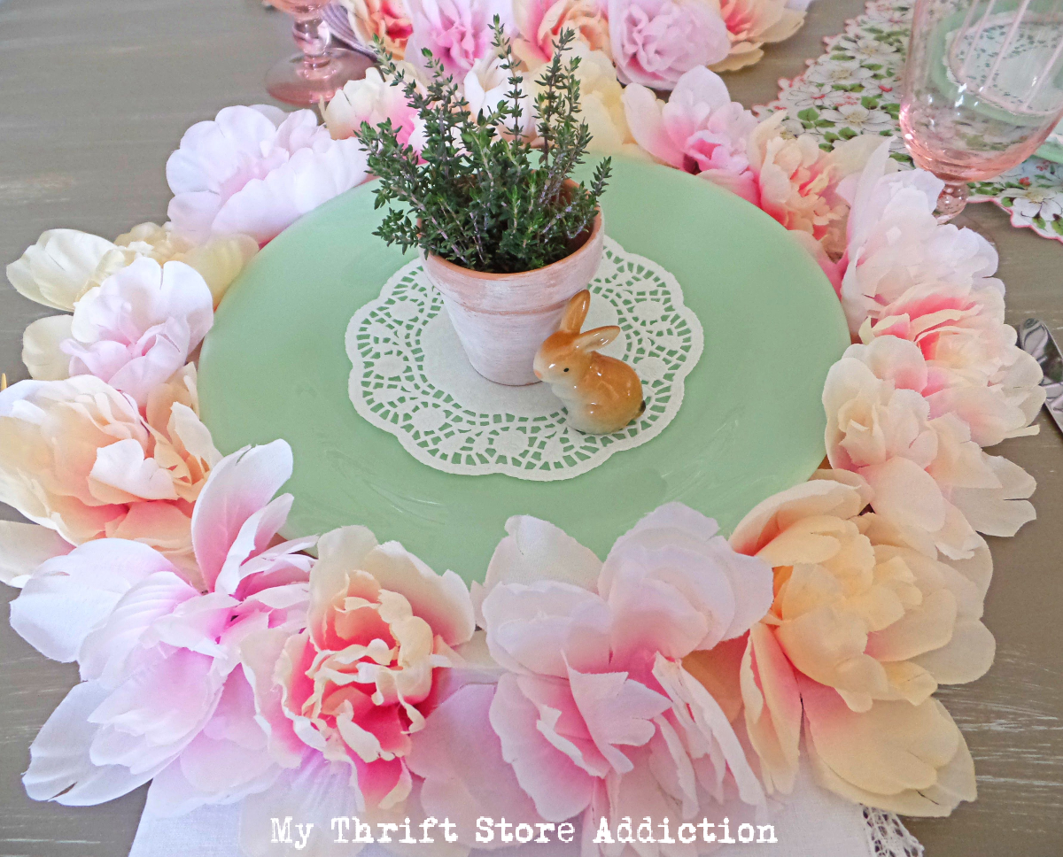 dollar store floral projects