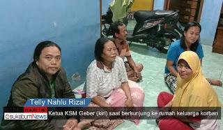 Ketua KSM Geber, Telly Nahlu Rizal