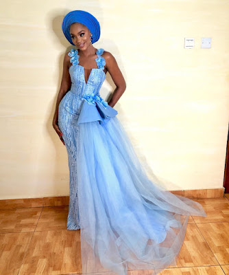 Sharon Ooja fashion and style looks