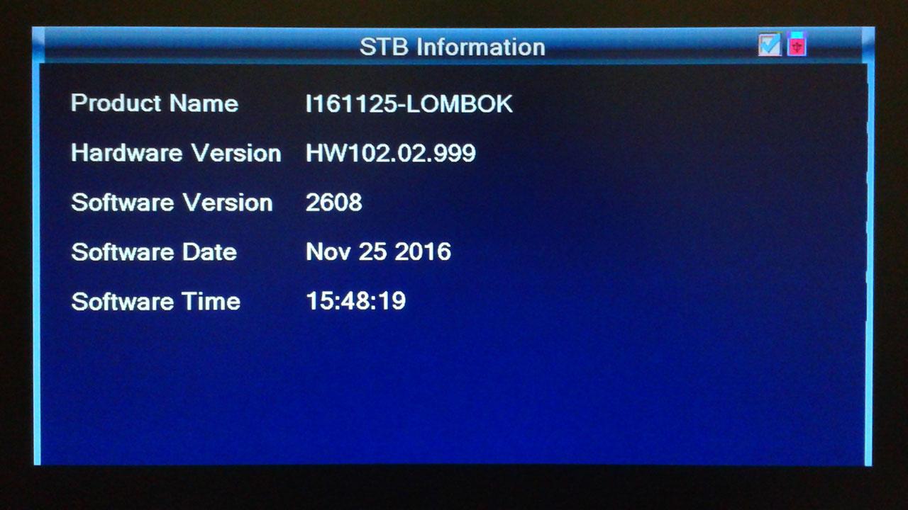 Software MMP Lombok V3 SW Firmware Terbaru