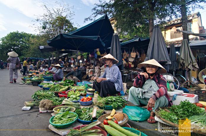 Hoi An Ancient Town Vietnam Market