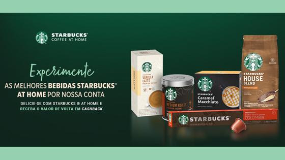 Experimente Grátis Starbucks At Home