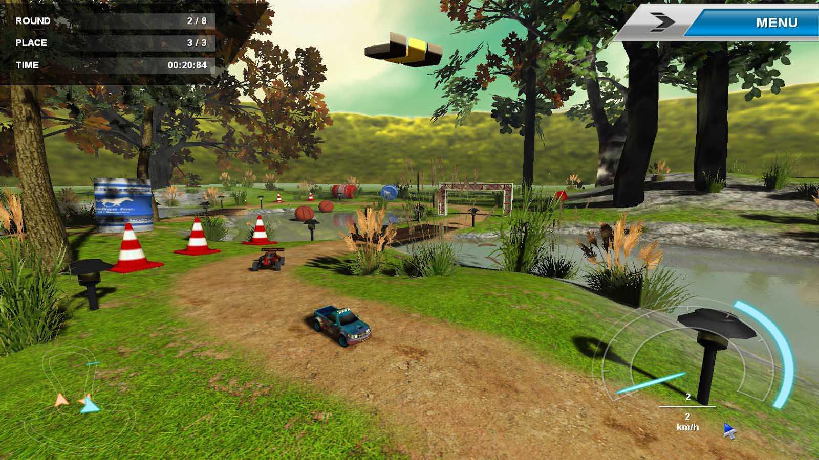تحميل لعبة RC Racing Off Road مضغوطة برابط واحد مباشر كاملة مجانا