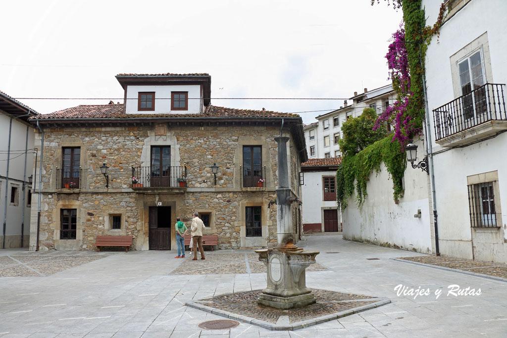 Casa de la marquesa de Casa Valdés, de Pravia