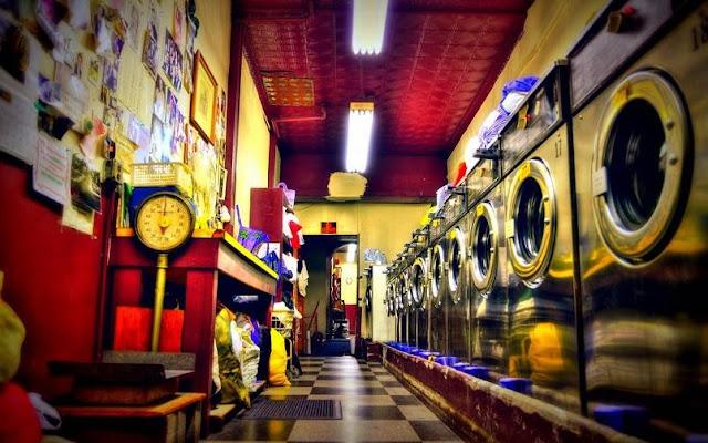 Waralaba Laundry via teropongbisnis.com