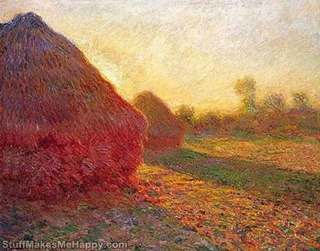 Types of Landscape Art by Norfolk Artist Ricardo Pimentel
