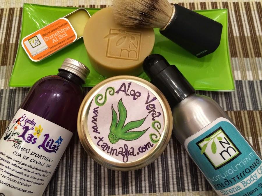 cosmética artesana y ecológica