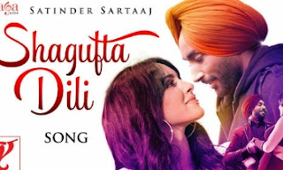 Shagufta Dili Lyrics | Satinder Sartaaj | by lyricscreative|