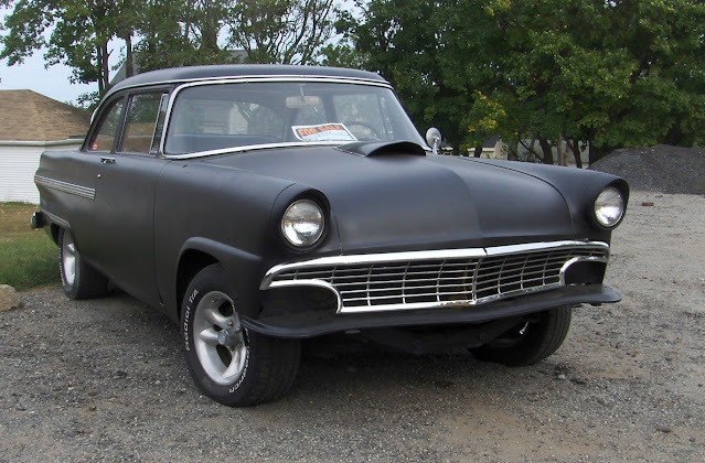 ford 1956 frontal