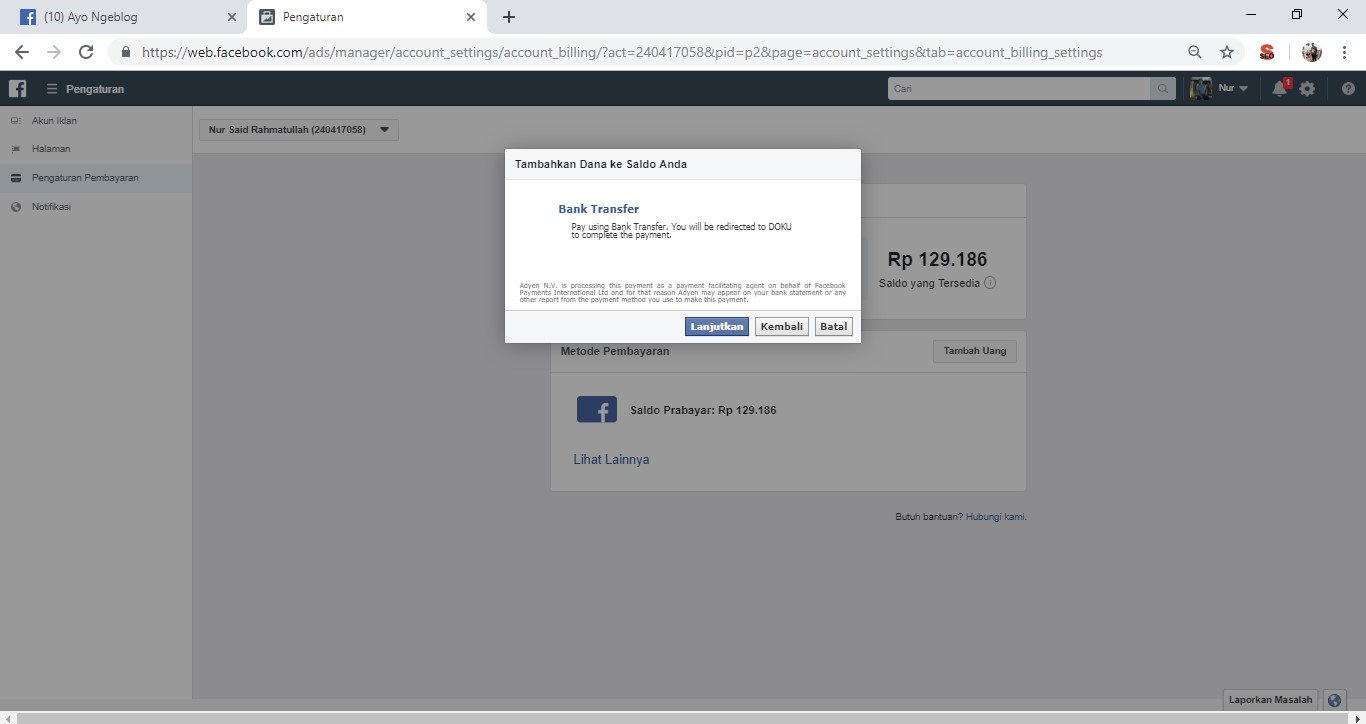 Cara Membuat Laporan Di Facebook