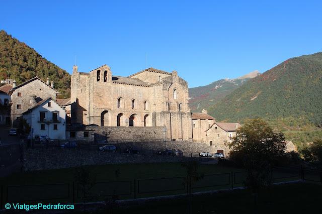 Art romànic, Val d'Echo, Valle de Hecho, Pirineu Aragonès