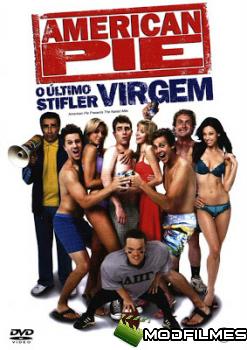 Capa do Filme American Pie: O Último Stifler Virgem