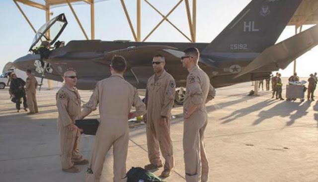 Negara Syiah Iran Minta Rusia Kirim Radar Canggih Anti F-35