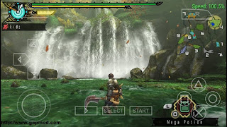 Download Monster Hunter Portable 3rd HD ISO Android [English]