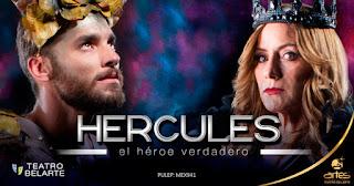 POS2 HERCULES Teatro Belarte Bogota