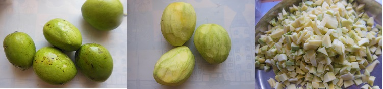 How to make Mango Pickle - Step 3