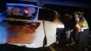 Polisi sudah miliki identitas kendaraan penabrak anak Amien Rais