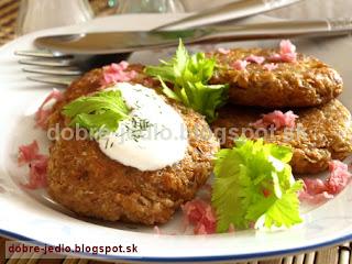 Kapustové placky - recepty