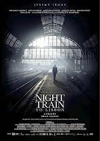 pelicula Tren Nocturno a Lisboa (2013)