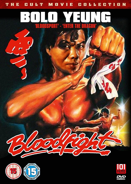 BloodFight 1989 Hindi Dual Audio 350MB BluRay 480p