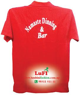Nepali Printed Tshirt