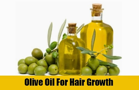 How to Use Olive Oil to Promote Hair Growth?| Recipes Tutorial .