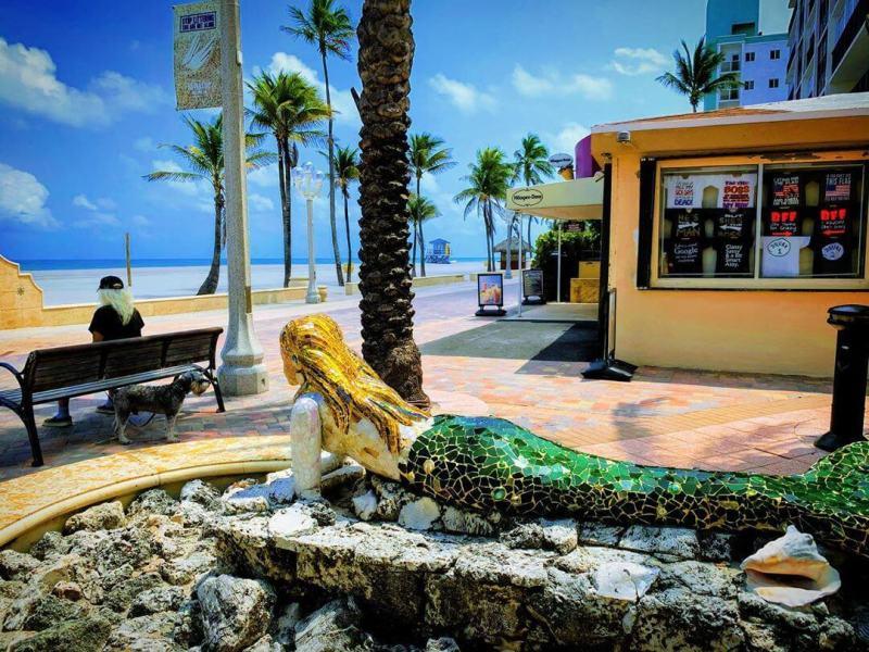 Bowman's Beach in Florida