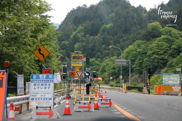 señales de trafico Japon, conducir en Japon