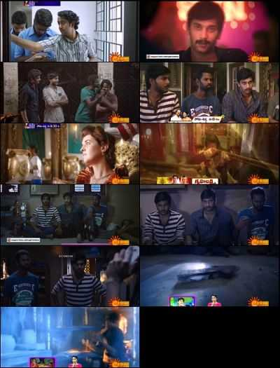 Demonte Colony (2015) Tamil DVDScr 300MB