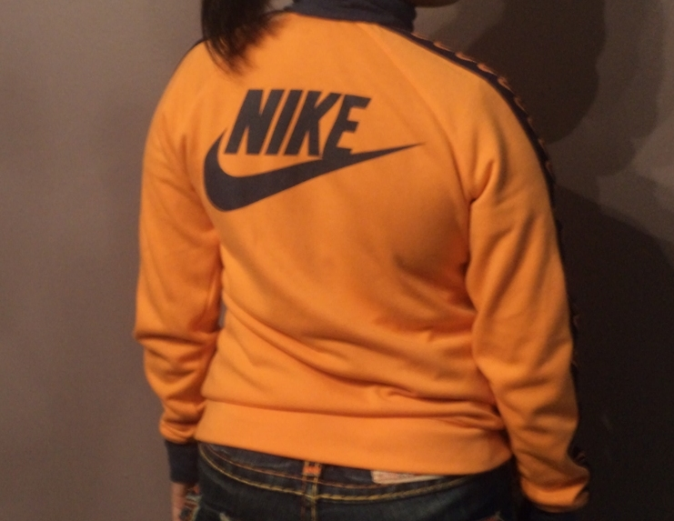 Jackpot Kustom Klothing Nike Block Pinwheel Orange Tab