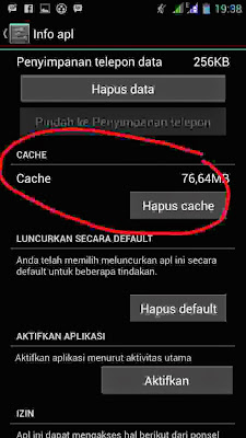 Apa yang terjadi jika cache dihapus di Hp Android ? Ini PenjelasannyaA