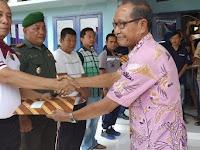Polres Lampung Utara Raih Penghargaan dari PWI Lamut