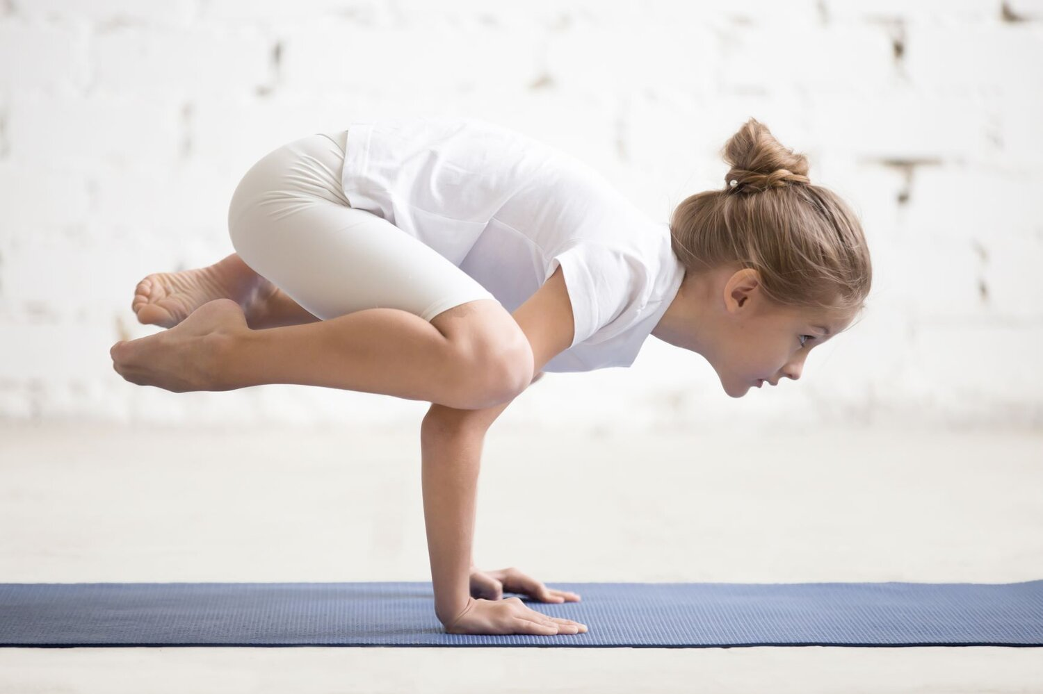 Yoga is beneficial for people of every age, and everyone can benefit from yoga's healing powers. Research shows that about 400,000 children in the USA