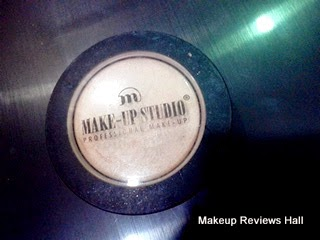 Make-Up Studio Light Velvet Foundation Review