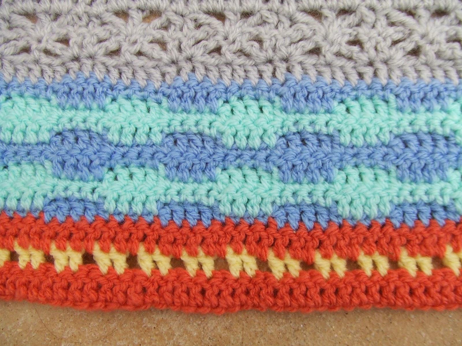 My world of crochet: August 2014