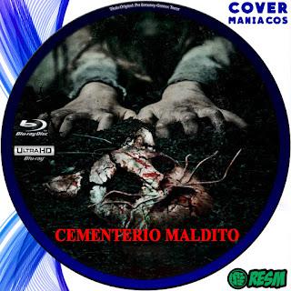 GALLETA CEMENTERIO MALDITO - PET SEMATARY - 2019 BLU RAY