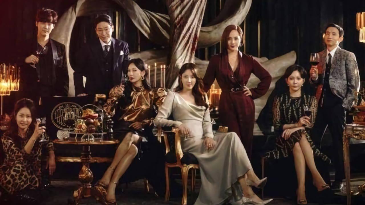Lee Ji Ah Di The Penthouse 2, Ini Faktanya!!