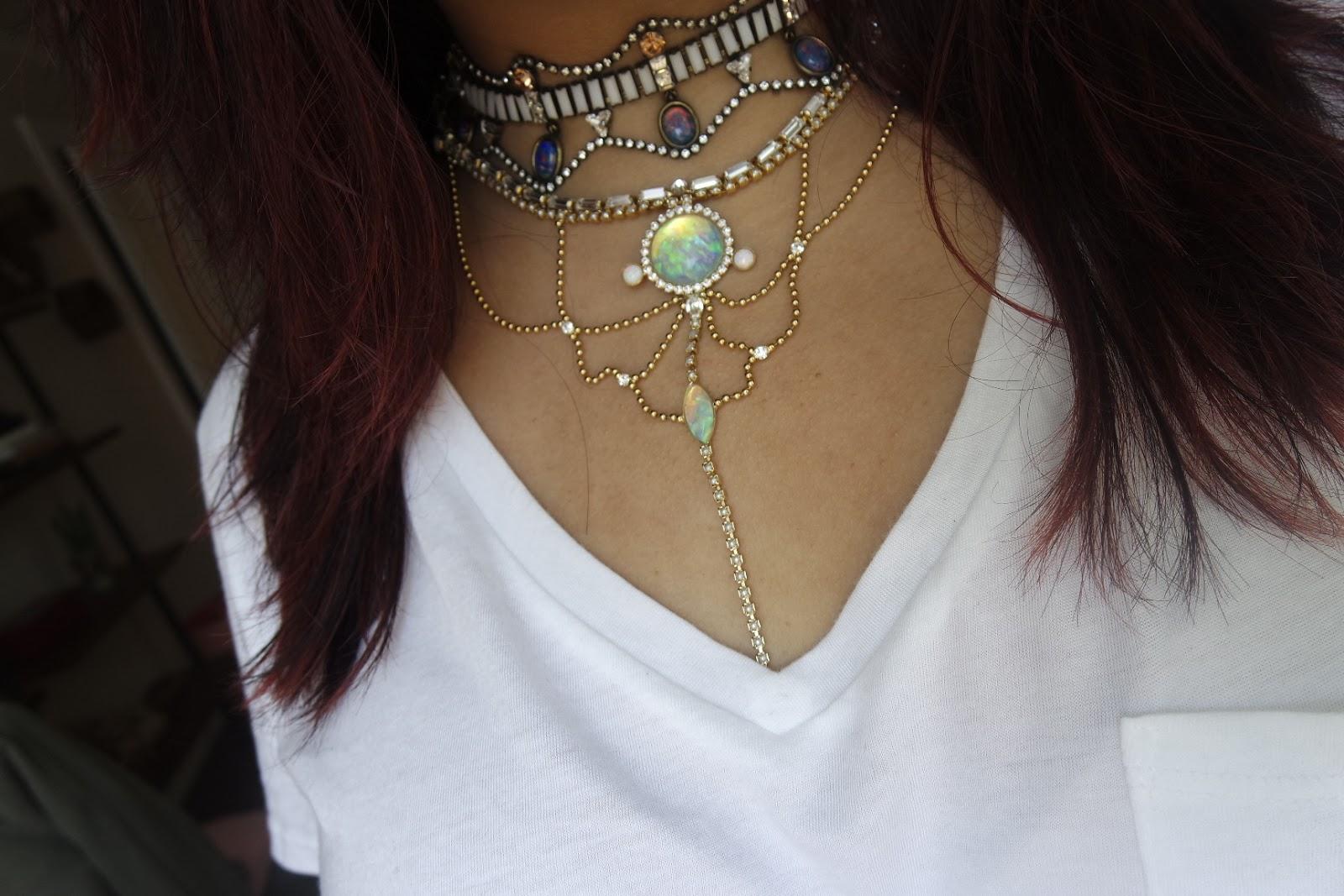 Trend Spotlight: Choker Necklaces