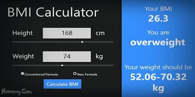 تطبيق-BMI-Calculator