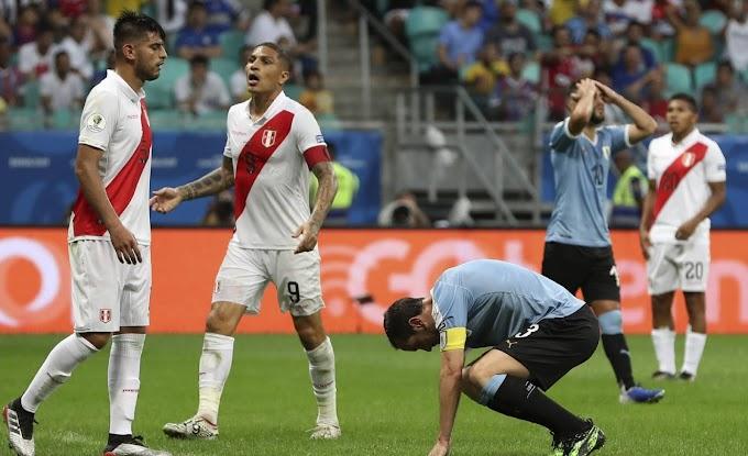 COPA AMÉRICA: Peru segura o Uruguai e passa para as semifinais da Copa América nos pênaltis.
