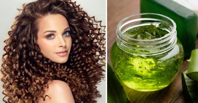 Comment faire du gel d'aloe vera pour coiffer et volumiser les boucles