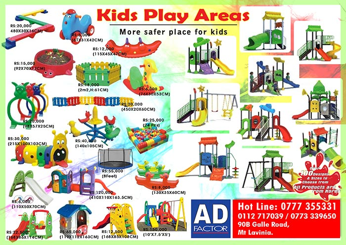 AD Factor   Kids Play Areas - More safer place for kids.