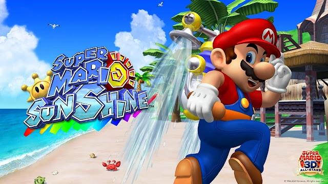 Geçmişten Günümüze Mario: Super Mario Sunshine (2002)