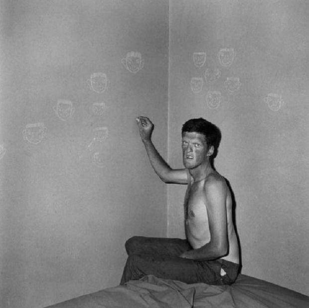 Ihh Serem ! 10 Foto Hitam Putih yang Dijamin Bakal Bikin Kamu Mimpi Buruk